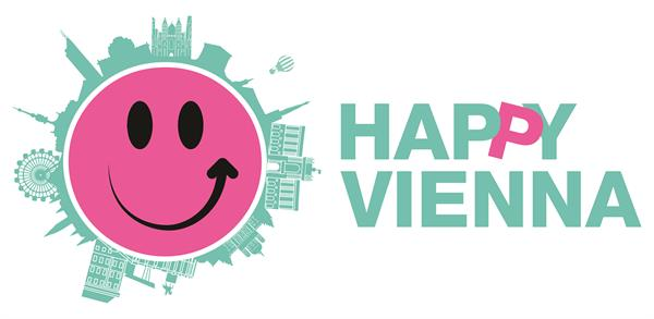 Logo Happy Vienna