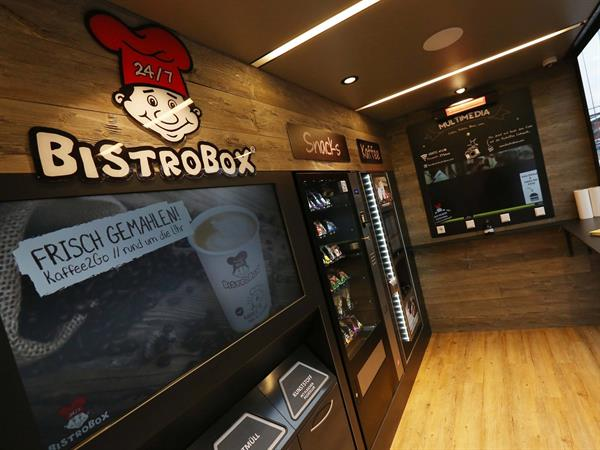BistroBox in Bad Hall (OÖ).