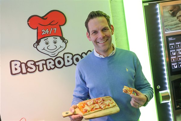 Klaus Haberl, Co-Founder BistroBox GmbH