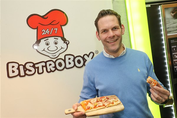Klaus Haberl, Co-Founder BistroBox GmbH.